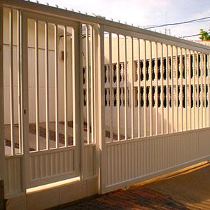 FERBA Decoraciones - Aluminio - Cerramientos Perimetrales