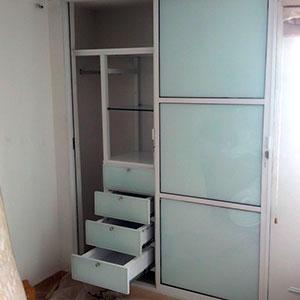 FERBA Decoraciones - Aluminio - Clósets