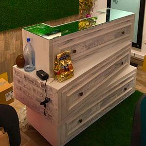FERBA Decoraciones - Madera - Muebles Modulares y Mesas de Centro